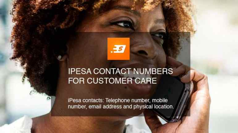 ipesa contacts telephone number mobile number email address