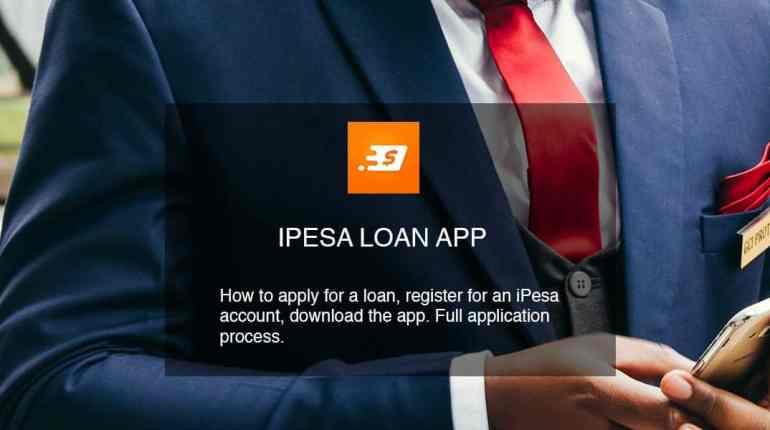 ipesa loan app apply register download saidia featured image ipesa