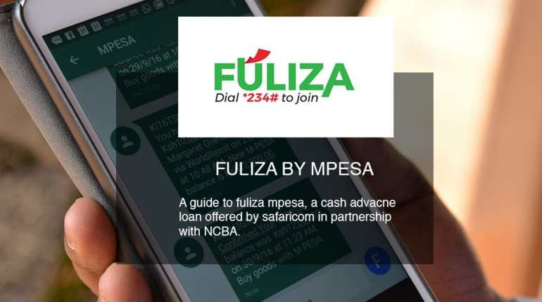 fuliza mpesa loan