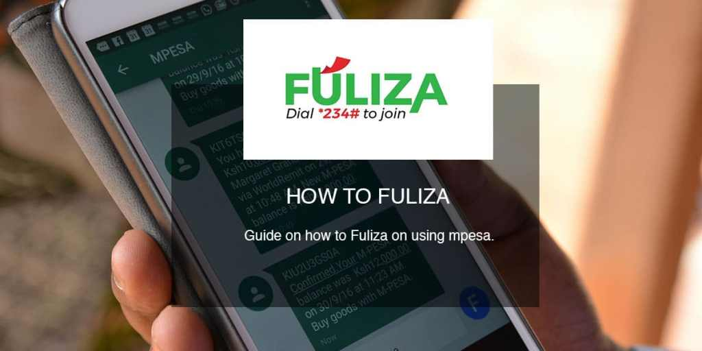 How to fuliza