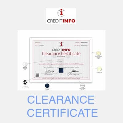 crb clearance certificate