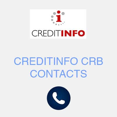 creditinfo crb contacts