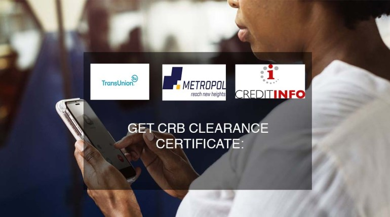 get crb clearance certificate