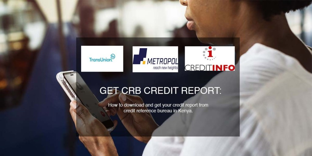 get credit report from crb