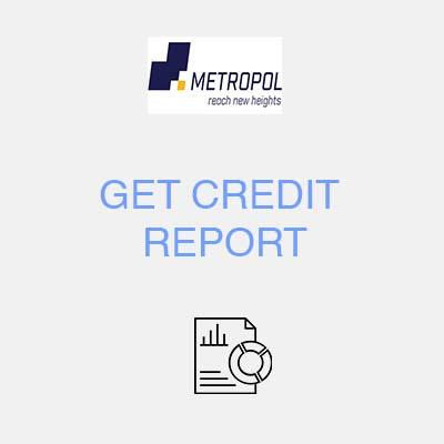 get credit report metropol