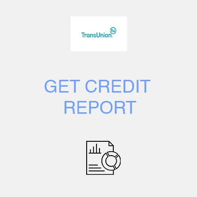 get credit report transunion
