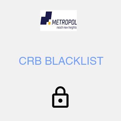 crb blacklist check