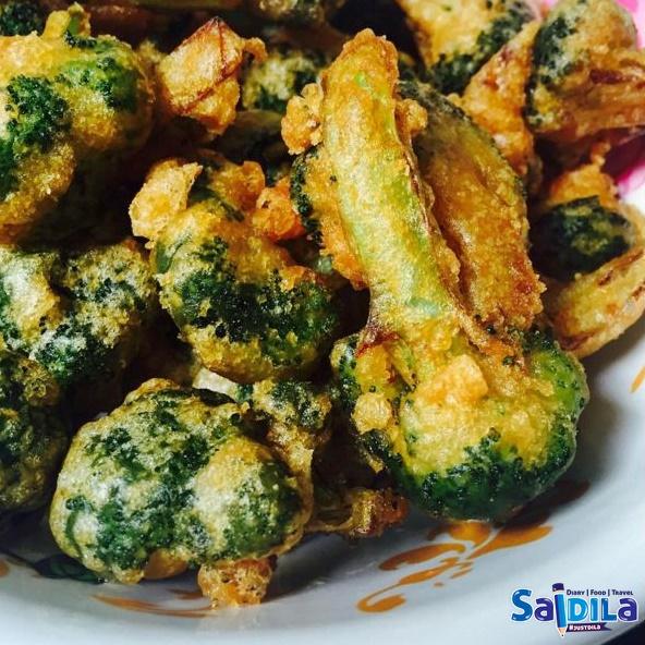 Resepi Mudah Brokoli Goreng Tepung