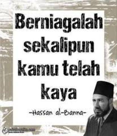 Kenapa Nabi Muhammad SAW Berniaga ?