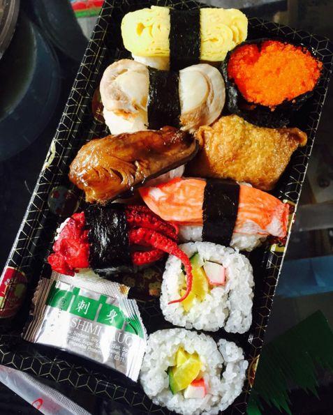 Ninja Pack Sushi