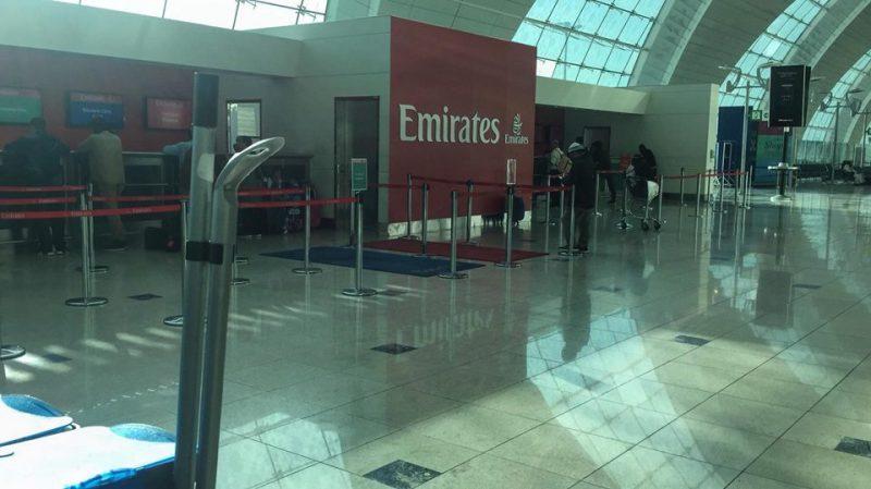 Pengalaman Tertinggal Flight Di Lapangan Terbang Dubai