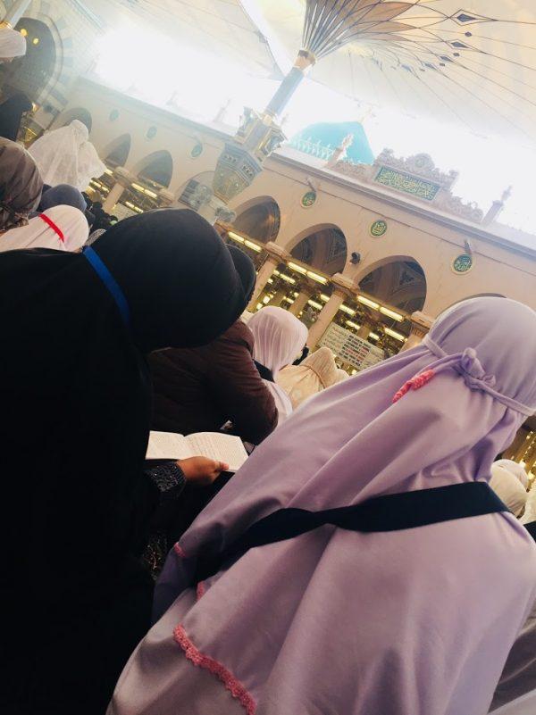Misi Hari Pertama Di Madinah : Masuk Ke Raudah Secara Solo