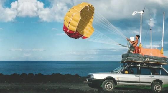 Come attraversare l'oceano con una Volkswagen?