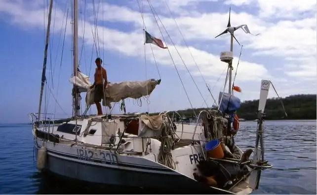 Ridolfi. Velista e marinaio: che differenza c'è?