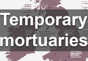 Temporary mortuaries