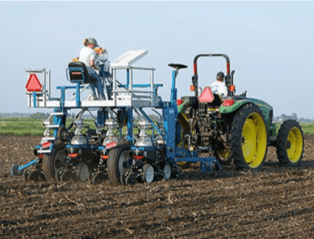 New Crop Varieties: The Journey from Lab to Field - Seeding 3
