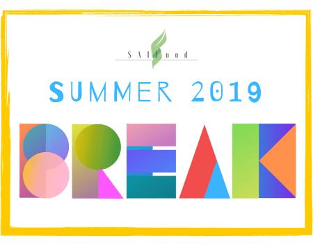 Summer break for SAIFood