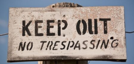 Trespassing: Agriculturists Jeopardized for Feeding Us 1