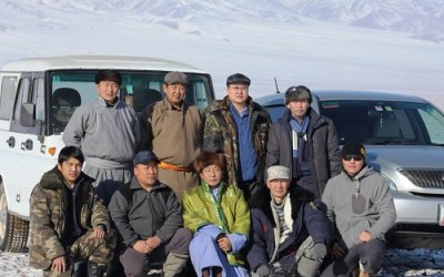 Assessing Population Abundance and Distribution in Western Mongolia