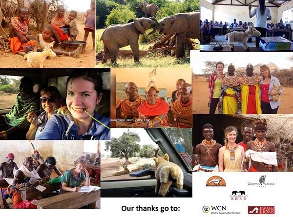 Saiga Conservation Team Visits East Africa
