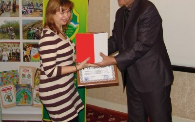 Saiga Day Wins Environmental Award