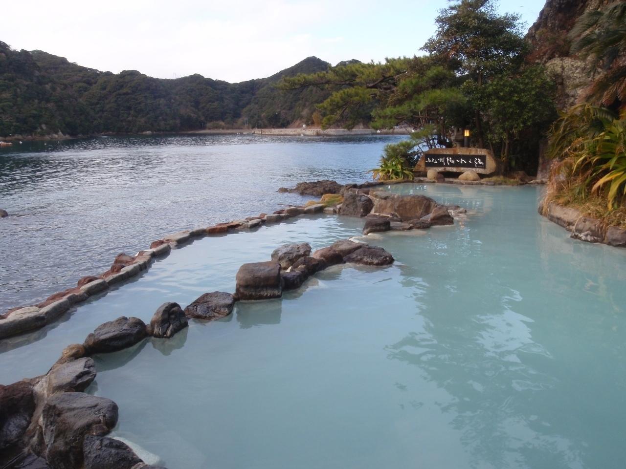 勝浦溫泉 (千葉県) | 日本湯治溫泉巡り