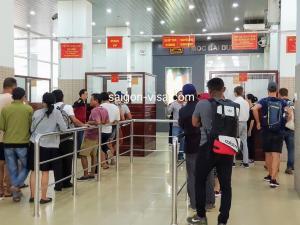 ベトナム_モクバイ_国境_バベット_アライバルビザ_Vietnam_Mocbai_Bavet_Border_Visa On Arrival 3 (1)