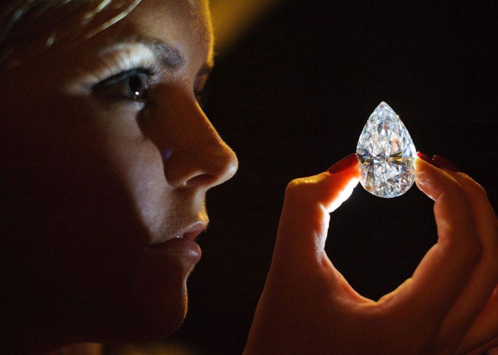 Harry Winston legacy diamond