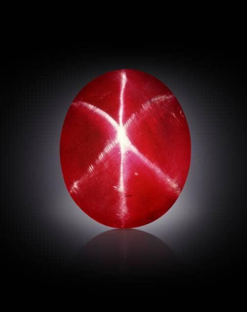 138 carat Rosser Reeves Star Ruby