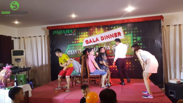 gala dinner cong ty Paramax