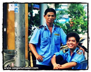 Smiling Security - Meet the locals on our Walk and Talk Tour