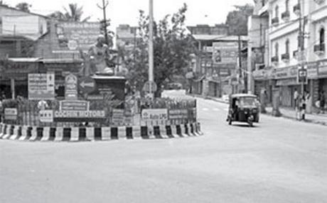 Thodupuzha Town