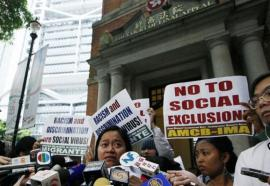 Support for domestic workers