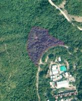 Aerial view Site 2