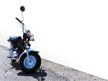原付バイクの購入で必要なもの準備することを紹介します