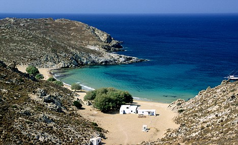 Image result for John on the Island Patmos in 96 A.D.