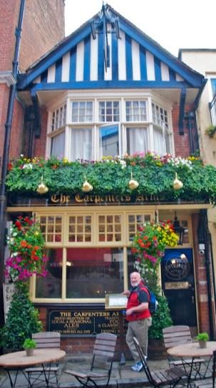 The Carpenter Arms Pub