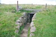 Souterrain entrance