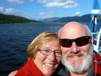 Happy Dancing on Loch Katrine