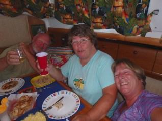 Fish tacos....yum!