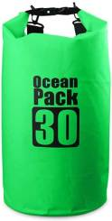 Water tight gear bag from PVC fabric