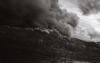 Oil On Troubled Waters ~ Storm Tactics