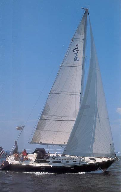 SABRE 425 Sailboat