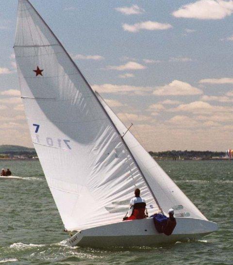 STAR INTERNATIONAL Sailboat