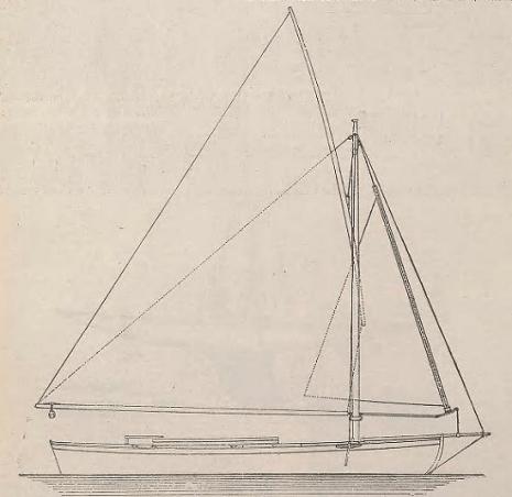 Niny sail plan