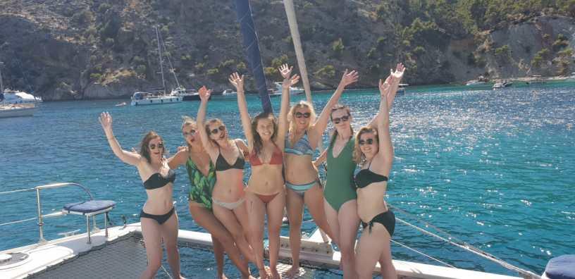 Mallorca catamaran trips-sail go catamaran