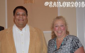 Photo from SAIL's Sail On 2016 fundraiser