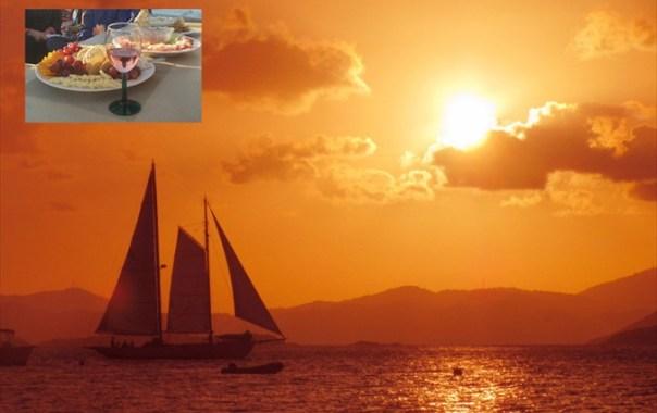 Sunset Dinner Sail