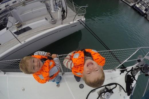Relingsnetz Kinder