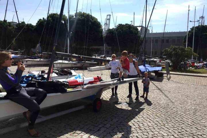 Line Sailing
